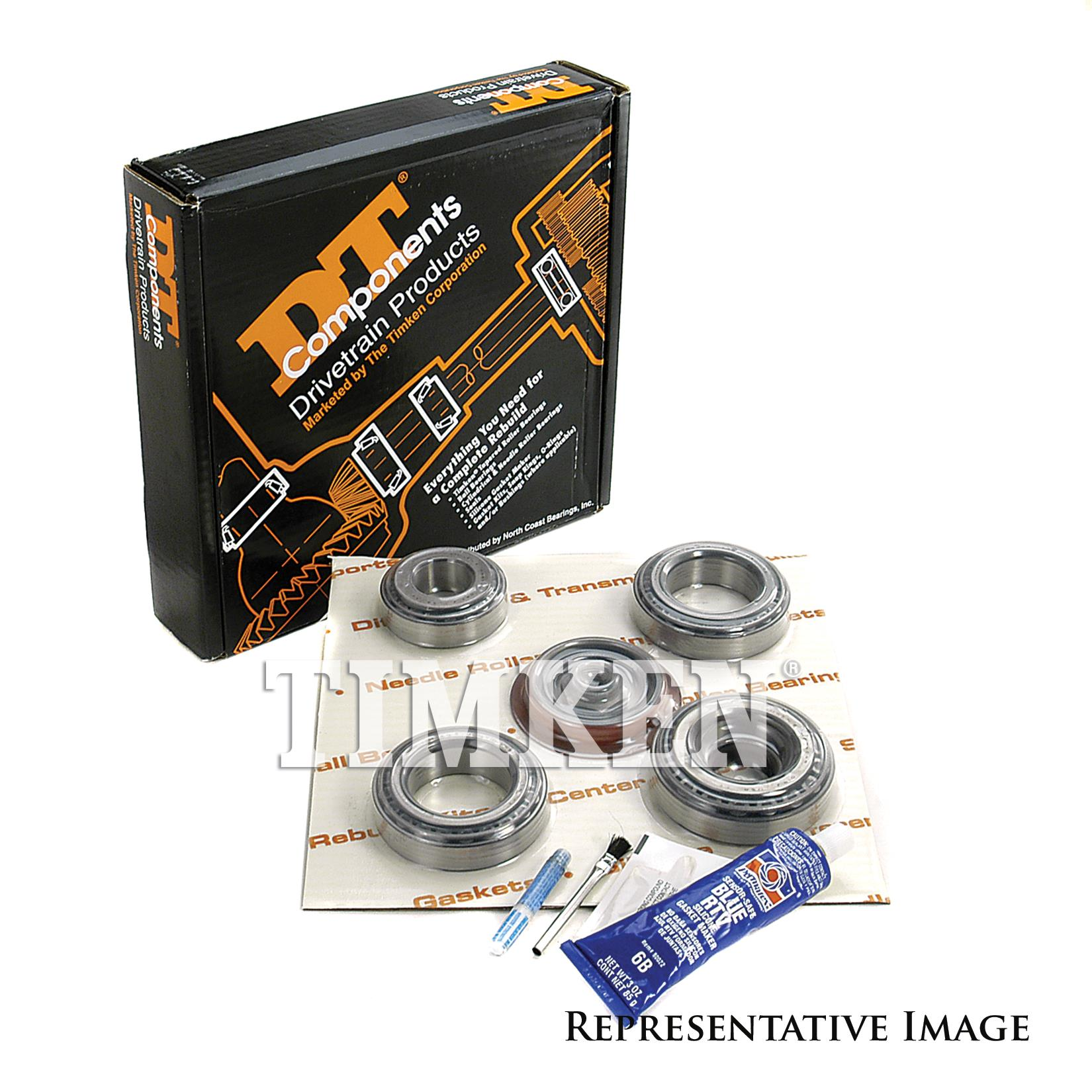 Transfer Case Bearing and Seal Overhaul Kit