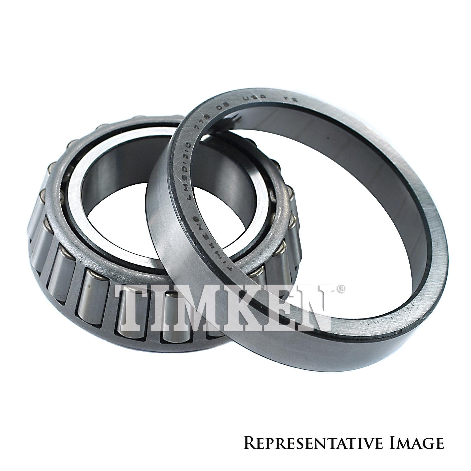Transfer Case Main Shaft Thrust Bearing
