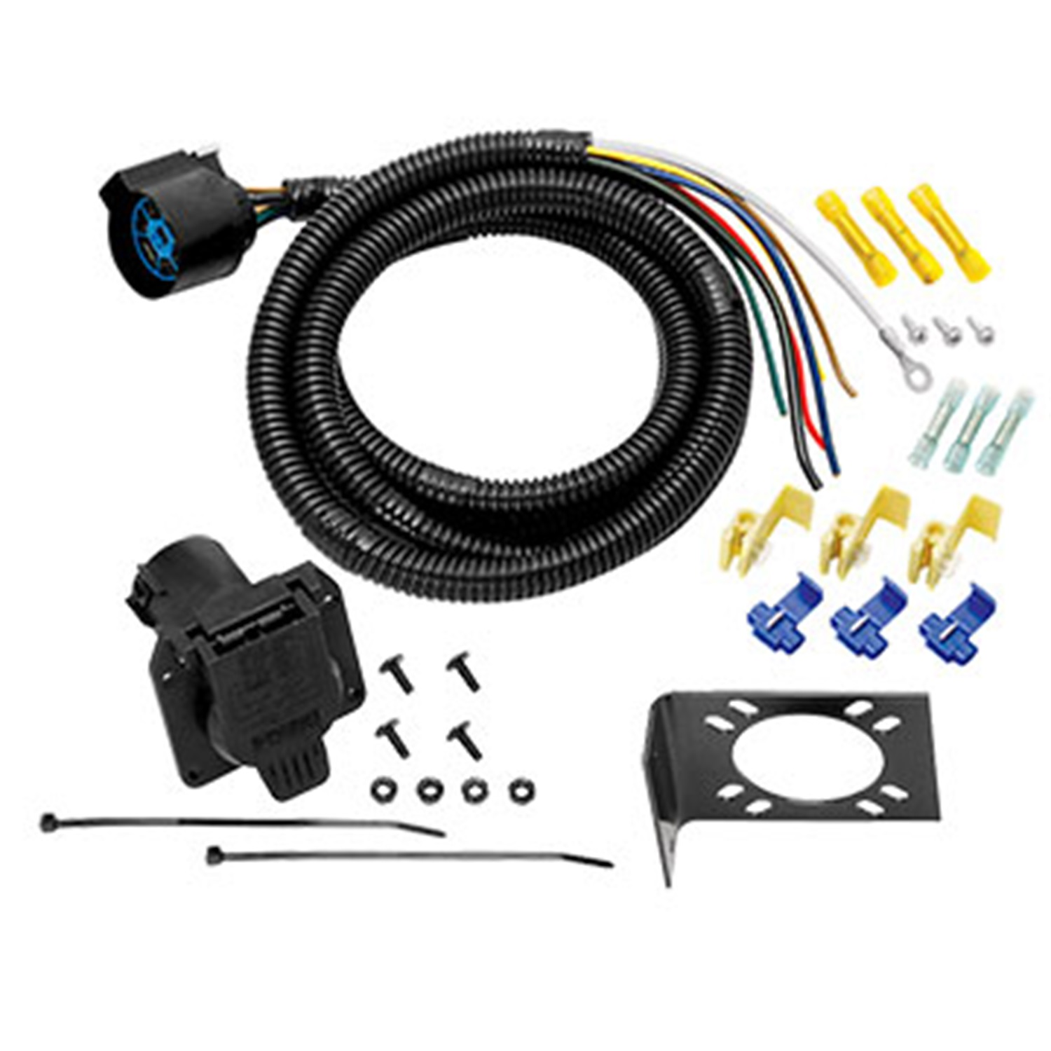 Trailer Wiring Adapter Connector