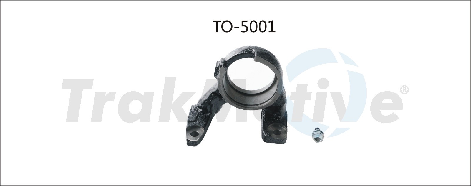 CV Axle Shaft Carrier Bearing Bracket