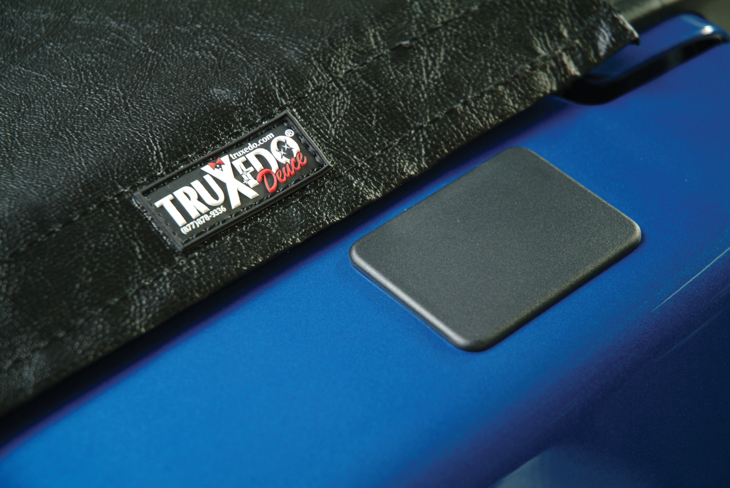 Truck Bed Stake Pocket Cover