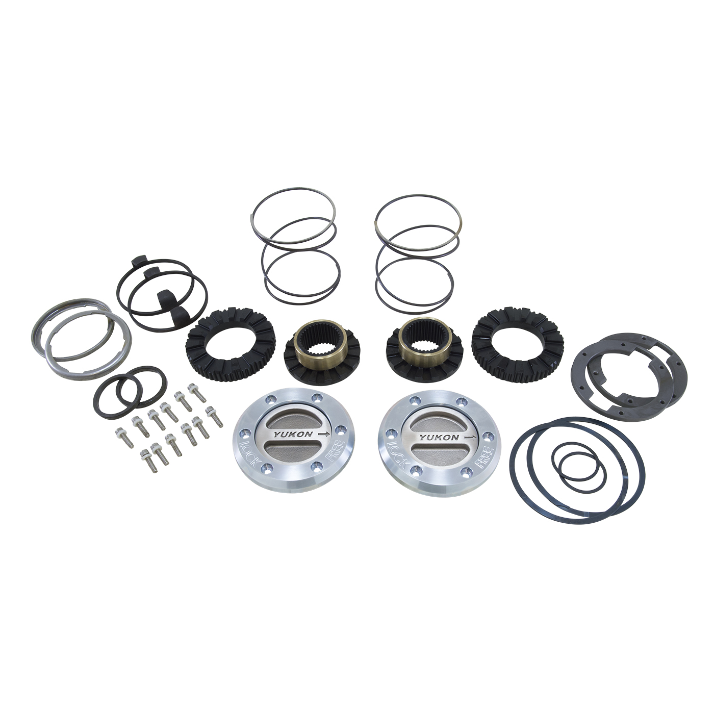 Locking Hub Kit