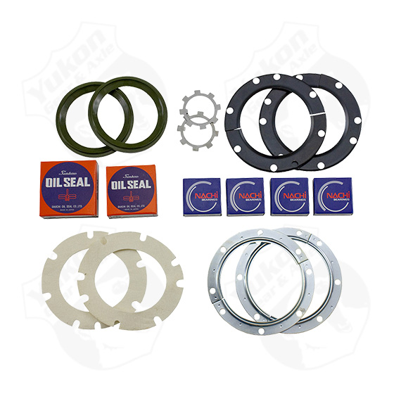 Steering Knuckle Bearing Repair Kit