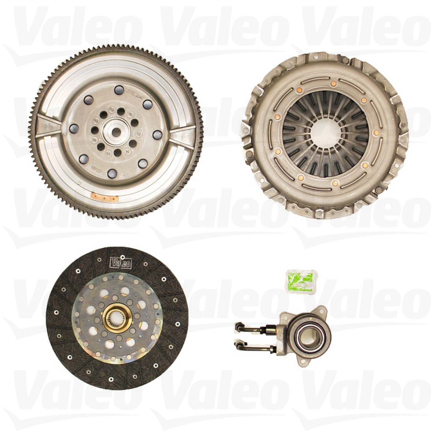 Transmission Clutch and Flywheel Kit