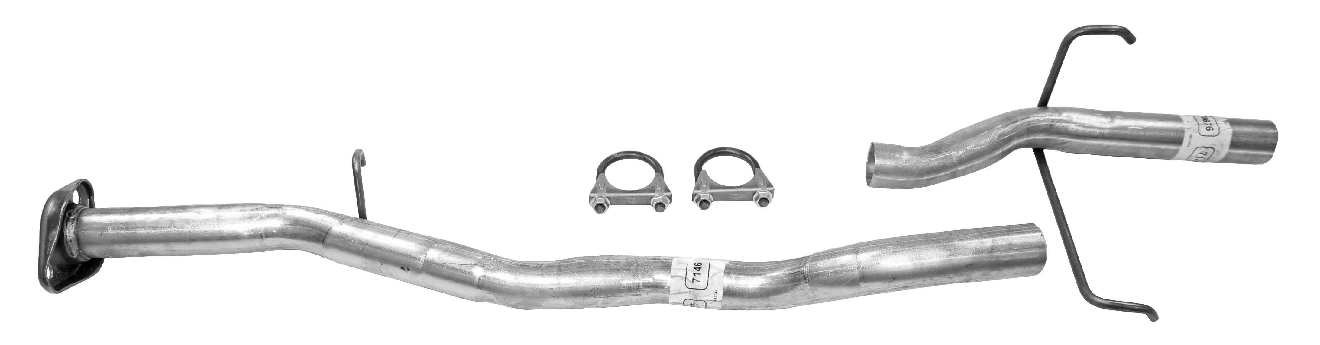 Exhaust Pipe Installation Kit