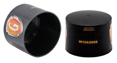 Hydraulic Filter Housing Assembly Cap