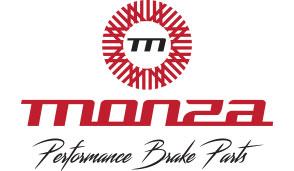 MONZA® – Plaquettes de frein céramiques