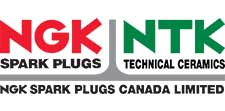 NGK® -Spark plugs and oxygen sensor